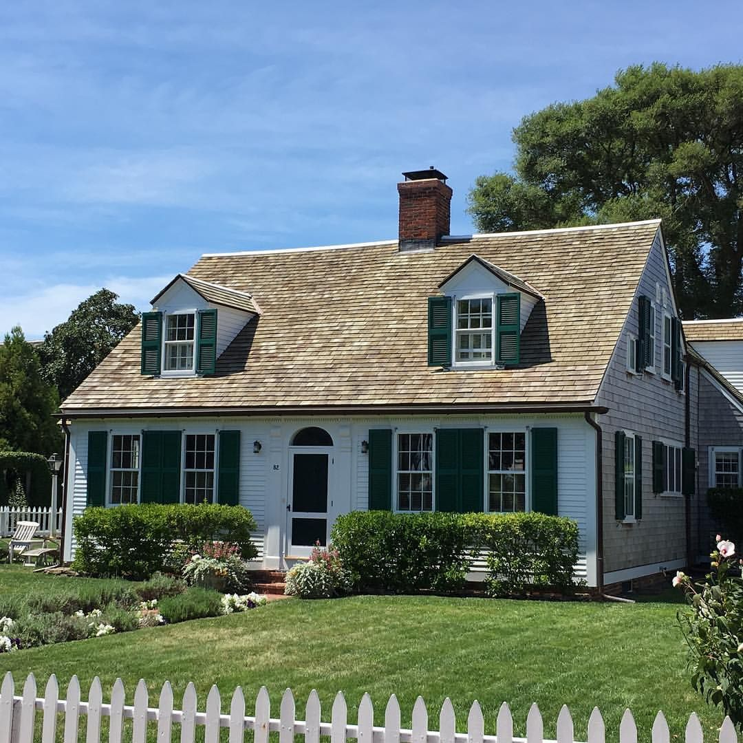 A Great Little Cape Cod House In Provincetown's West End
