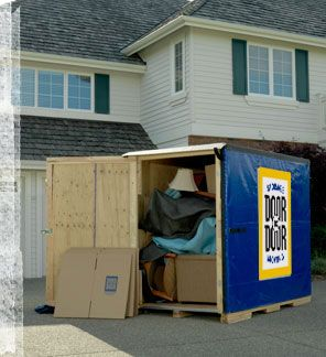 Exceptional Moving Containers And Portable Storage | Door To Door #storage #moving  #moving_containers #