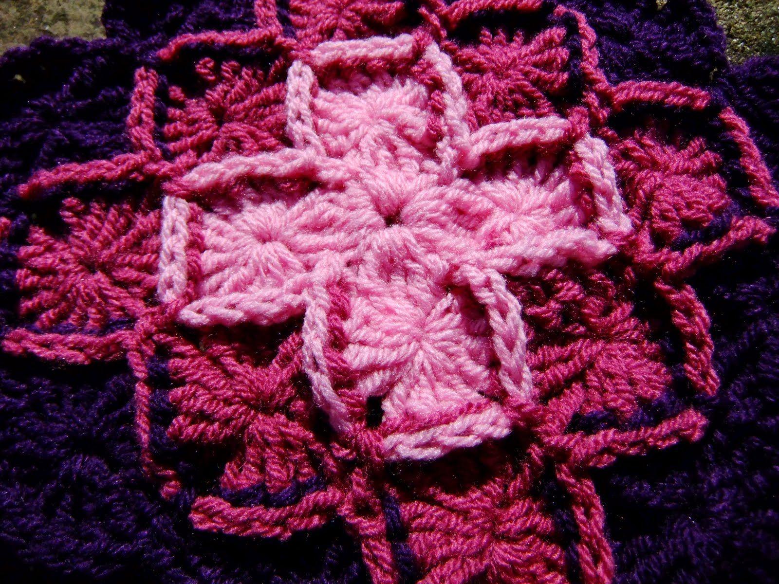 bavarian crochet | Camping, Granny Blanket and Bavarian Crochet ...