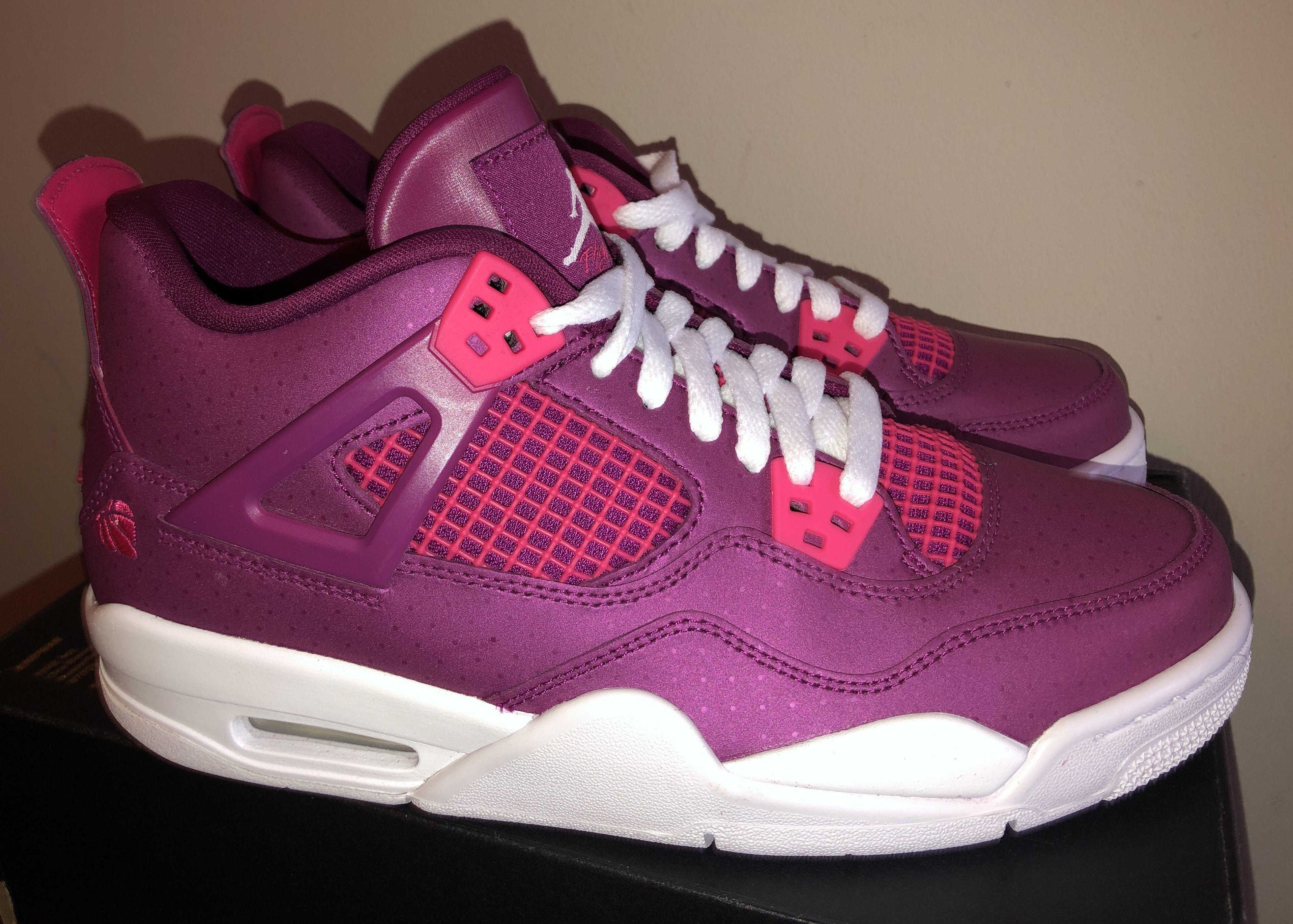 Jordan 4, High quality shoes, Sneaker
