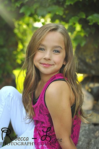 Pre Teen Model Gallery: Preteen Photography, Child