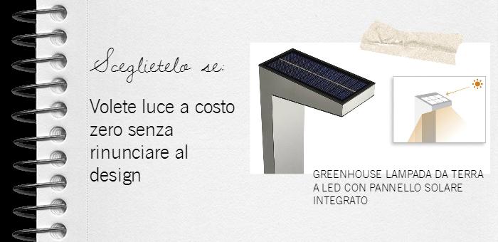 LED IN GIARDINO Led, Lampade e Risparmio energetico