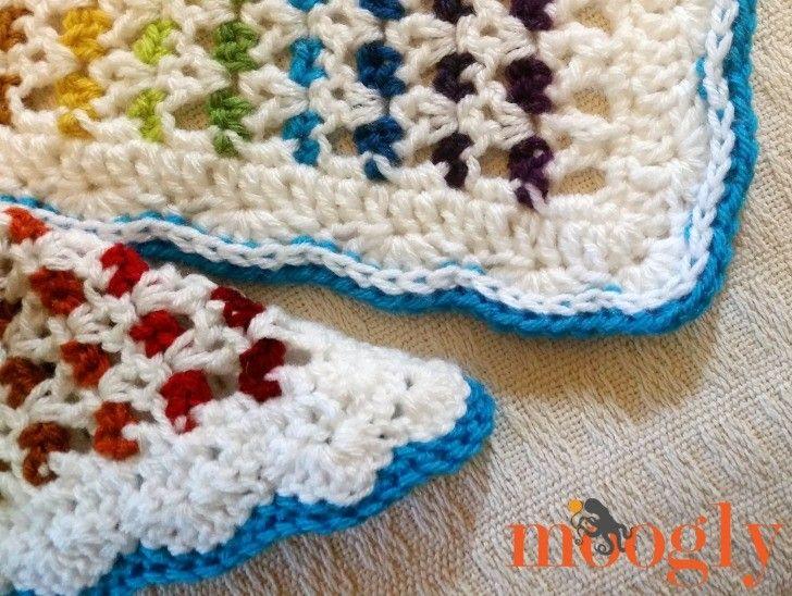 Happiest Blanket Ever | Crochet | Pinterest | Bebe