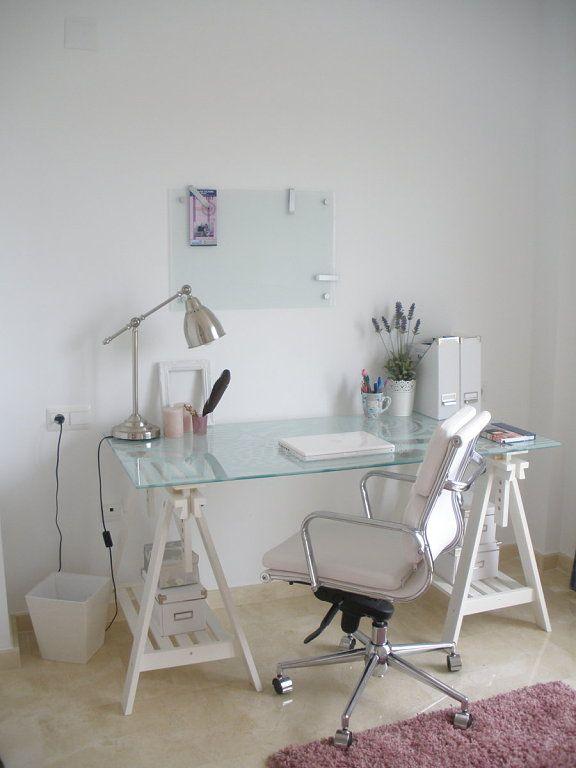 La casa blanca decorar tu casa es - Decorar despacho en casa ...