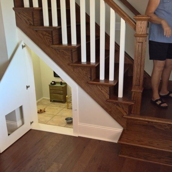 dog room under stairs - Tap the pin for the most adorable pawtastic fur baby apparel! You'll love the dog clothes and cat clothes! <3