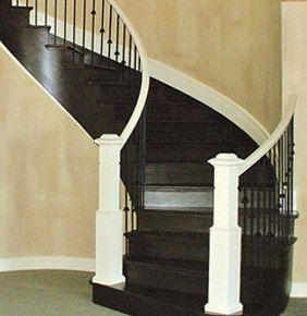 I Have Always Wanted A Winding Staircase.