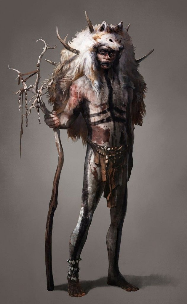 The Art Of Far Cry Primal Far Cry Primal Concept Art Characters