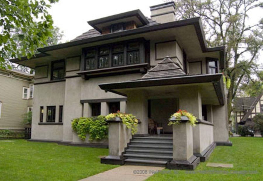 Frank Loyd House (23) Frank lloyd wright style, Frank