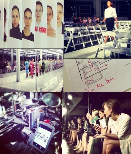 """La #NewYorkFashionWeek è appena iniziata, sappiamo a cosa state pensando """"come vorrei essere lì..  http://www.zoemagazine.net/magazine/moda/news-moda/item/2037-new-york-fashion-week-on-instagram.html"""
