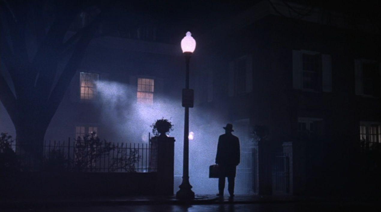 O Exorcista Nevoa E Contraluz Estudo De Filmes De Terror