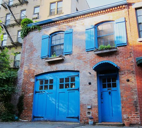 Carriage Houses of Brooklyn Heights Brooklyn heights