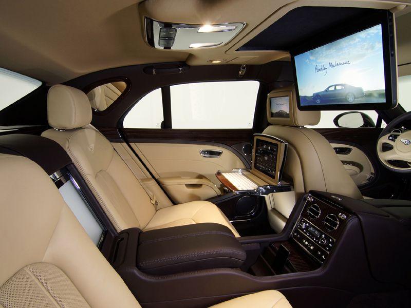 Bentley Mulsanne Executive Interior Luxury Car Interior Bentley Mulsanne Bentley Interior