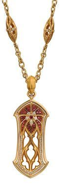 Magerit Vitral Collection Necklaces CO1411.14F