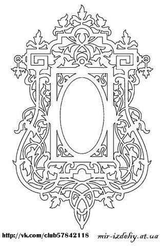 Схемы лобзик выпиливание лобзиком чертежи