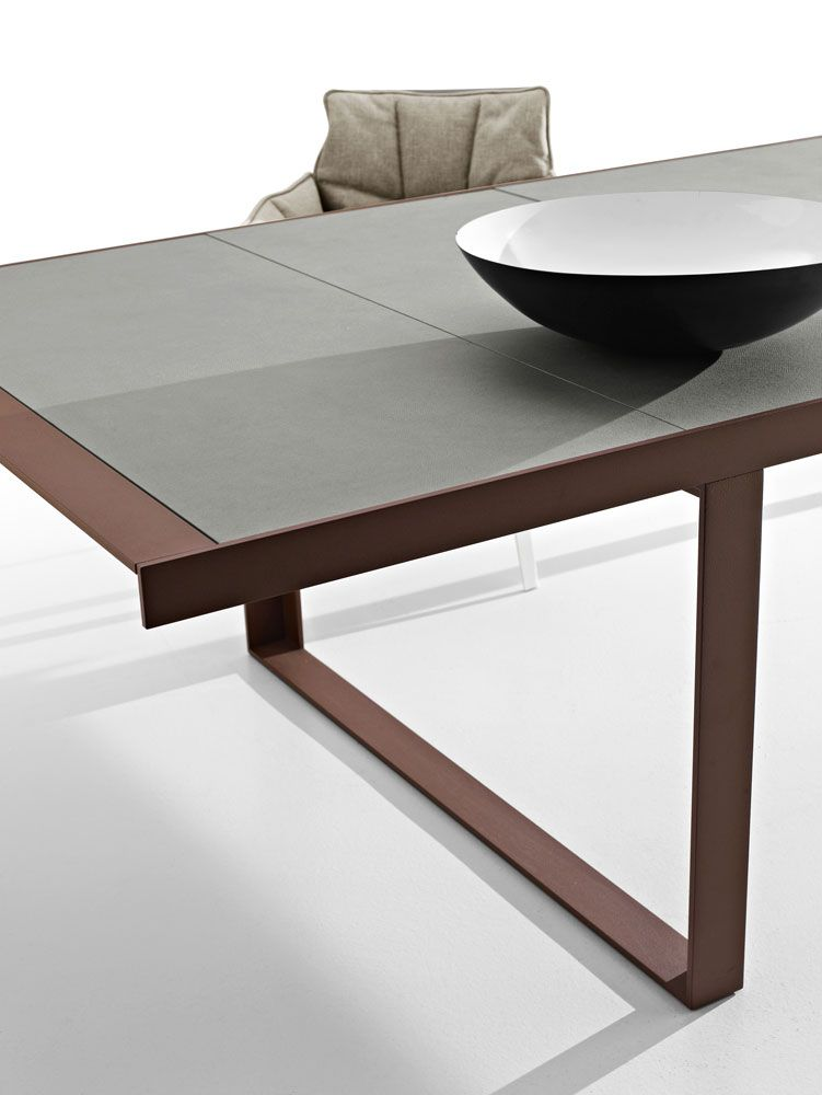 Bu0026B Italia Outdoor. Table Canasta X Patricia Urquiola