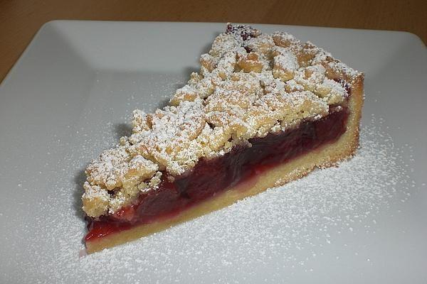 Streusel-Kirsch-Kuchen von UlrikeM | Chefkoch