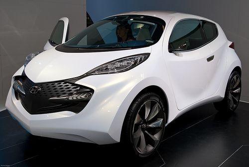 Hyundai Ix Metro Hybrid Concept Car 34871 Cars And Cars Auto