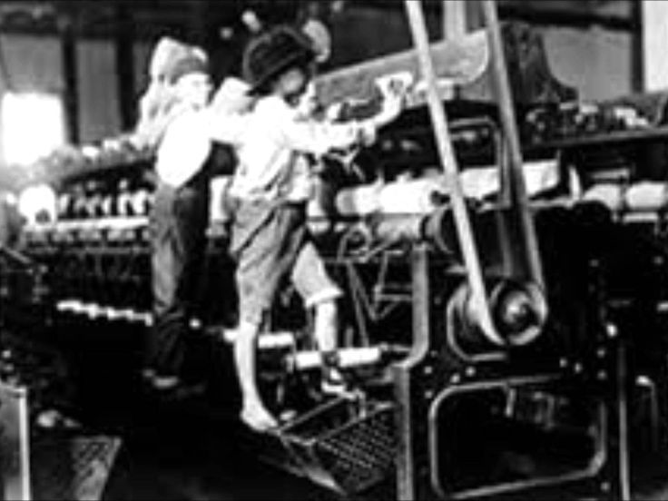 Working And Living Conditions During The Industrial Revolution