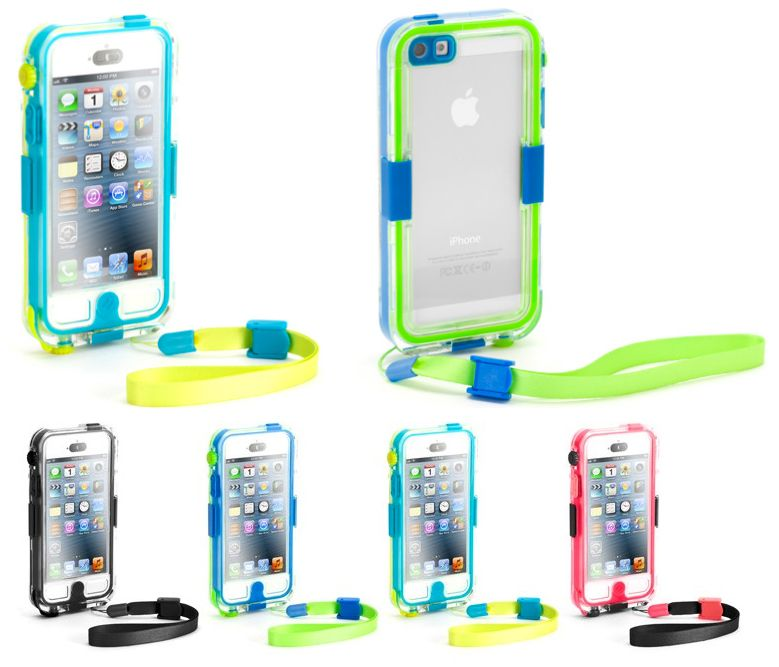 underwater iphone 5 case protect your iphone 5 with griffin s survivor catalyst 8385