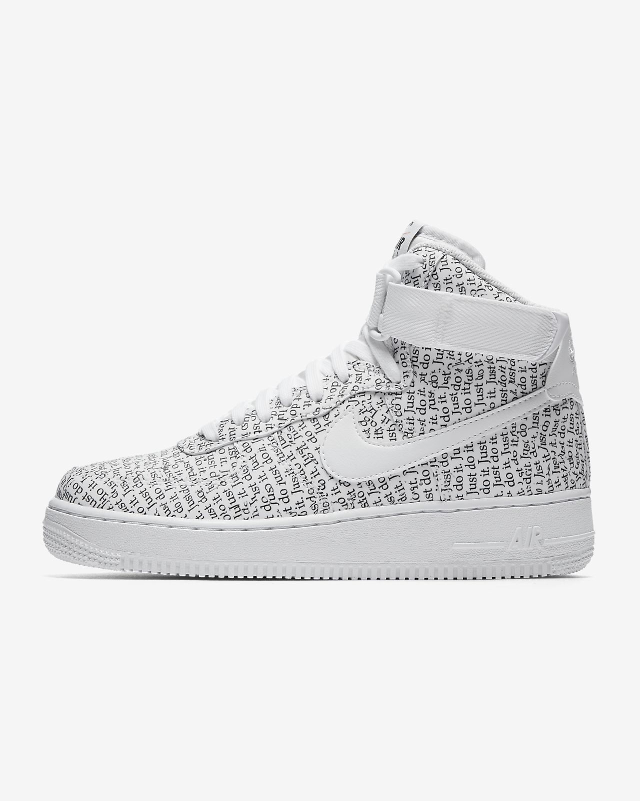 Nike Air Force 1 High LX Women's Shoe. So do we LOVE these
