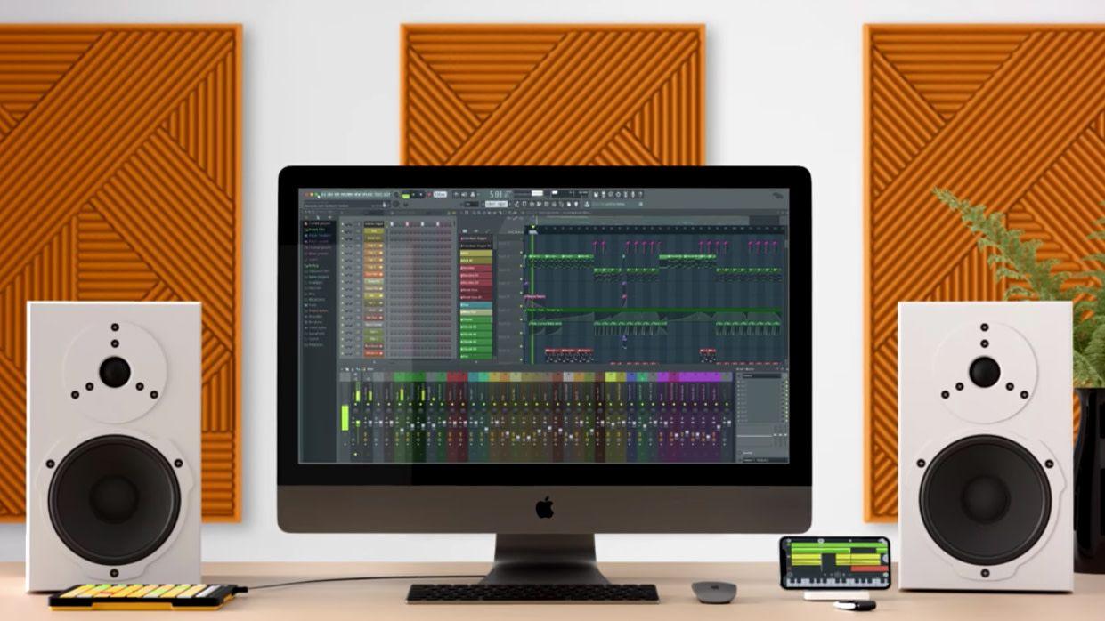Fl studio 20 has everything you need to compose arrange