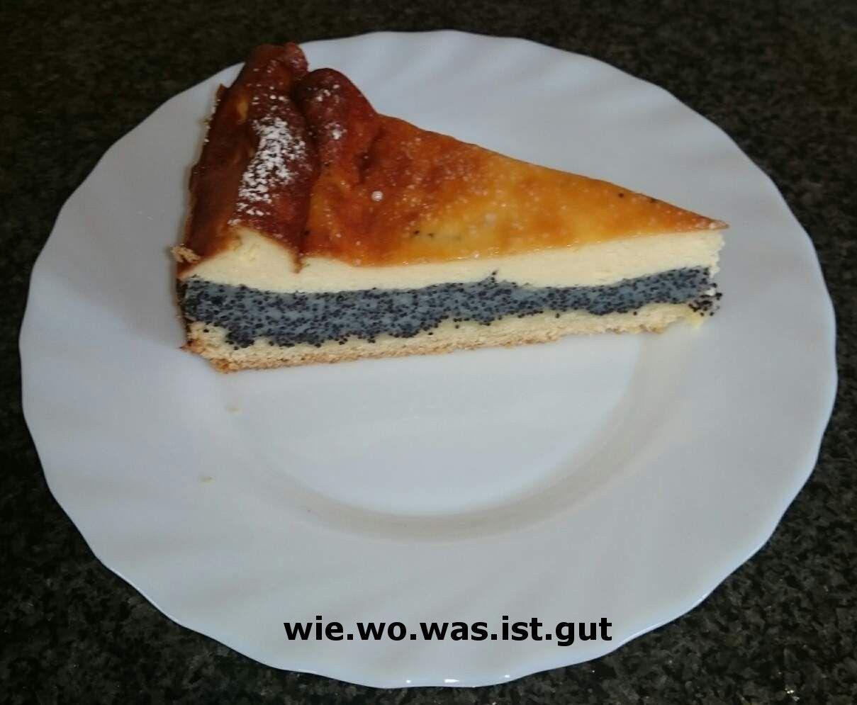 Mohn Schmand Kuchen Der Wirklich Beste Mohnkuchen Der Welt