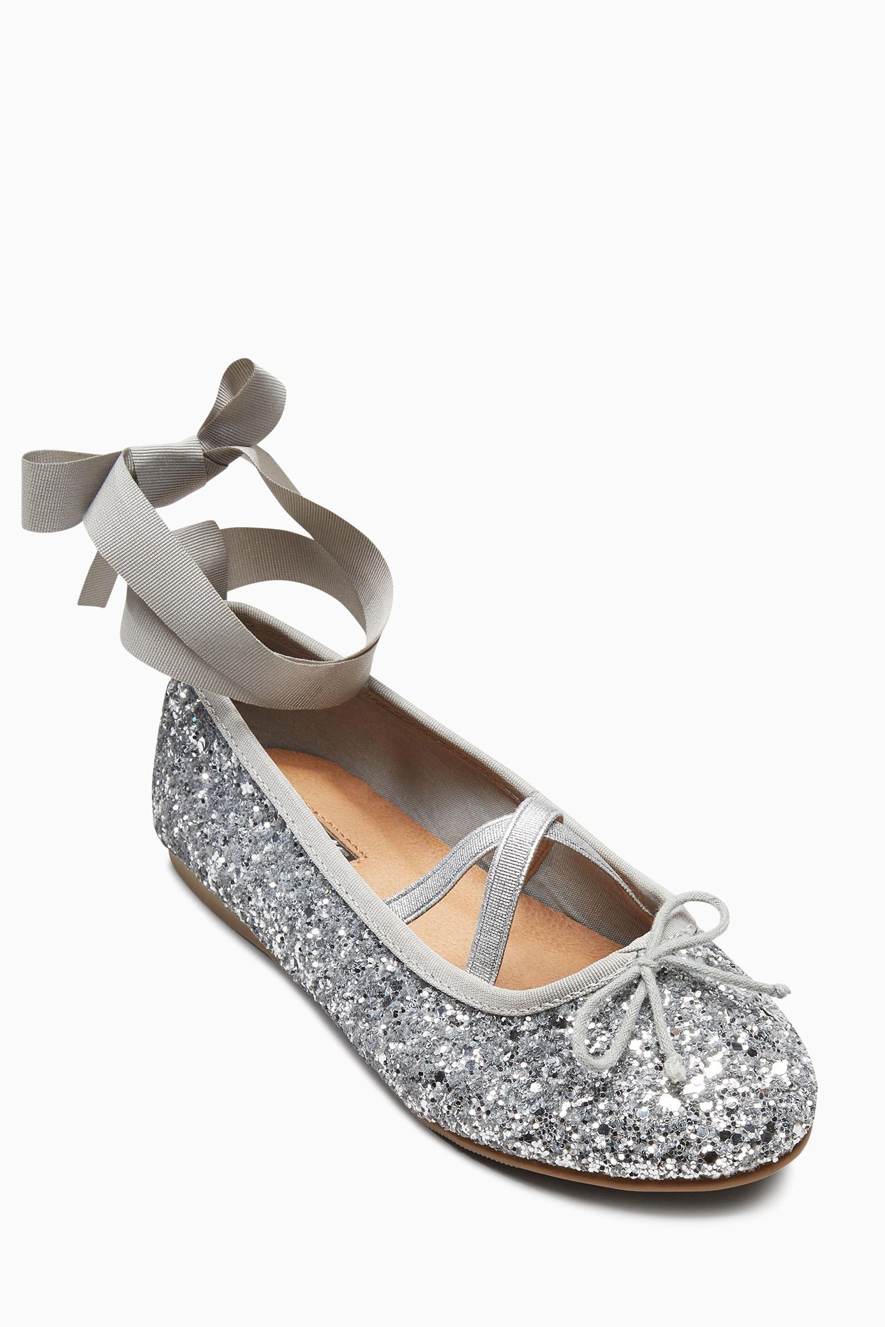Pretty ballerina shoes