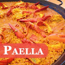 Paella is one of the most typical dishes that you will find when studying abroad in Spain. It's a rice dish, usually prepared in a big pot over an open fire ...