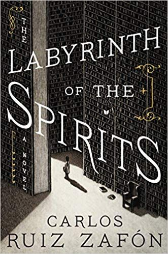 pdf download the labyrinth of the spirits a novel cemetery of