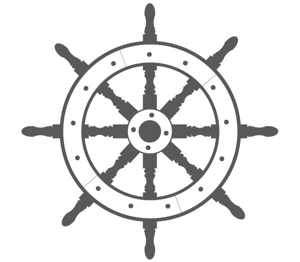 ship steering wheel free vector framed tattoo vector free free vector art ship steering wheel free vector
