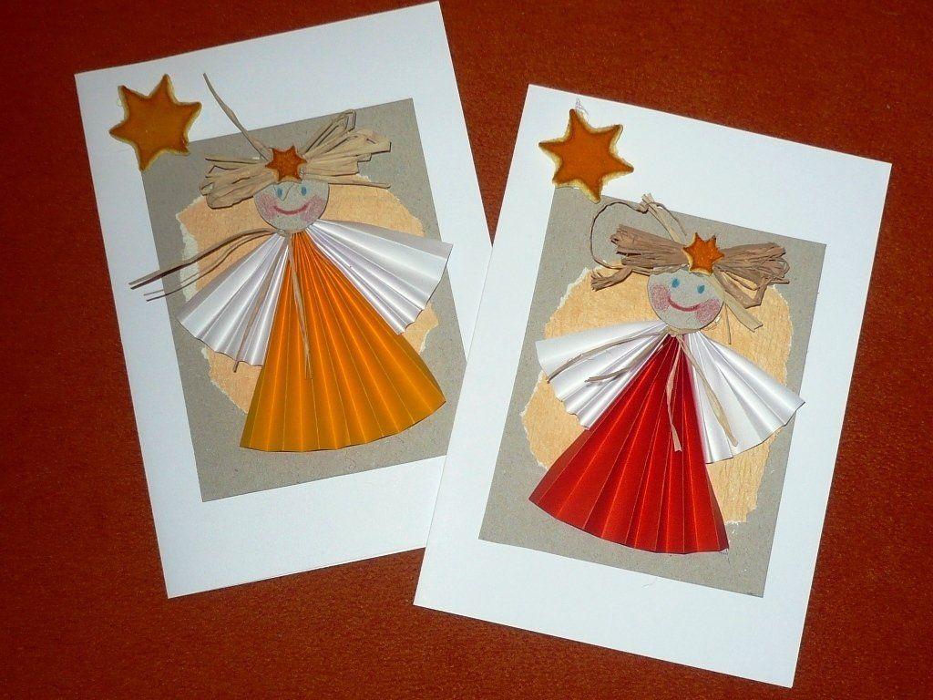 Vánoční přání z vlastní dílny   vánoční přání - výroba ... - photo#25