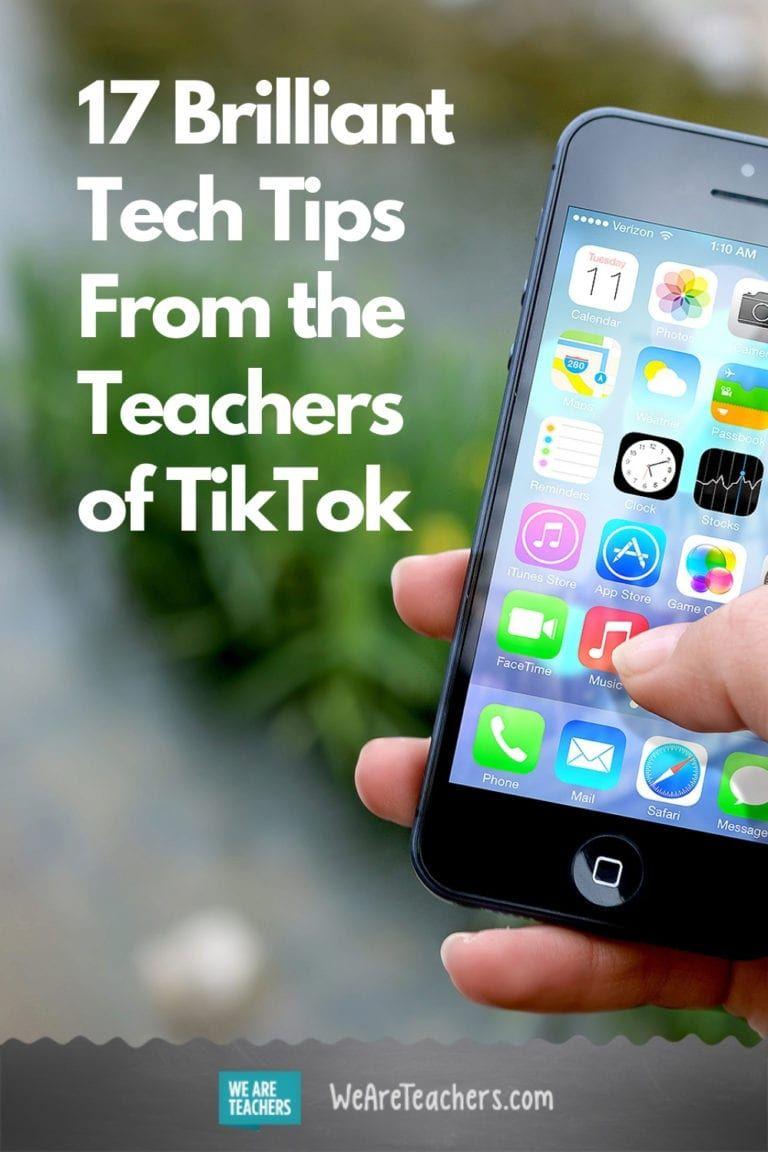 17 Brilliant Tech Tips From The Teachers Of Tiktok Teacher Tech Apps For Teachers Teachers
