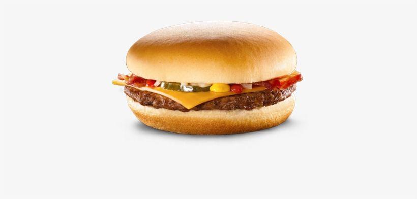 Download Mcdonald S Bacon Cheeseburger Mcdonalds Burger Transparent Background Png Image For F Cheeseburger Mcdonalds Happy Meal Mcdonalds Bacon Cheeseburger