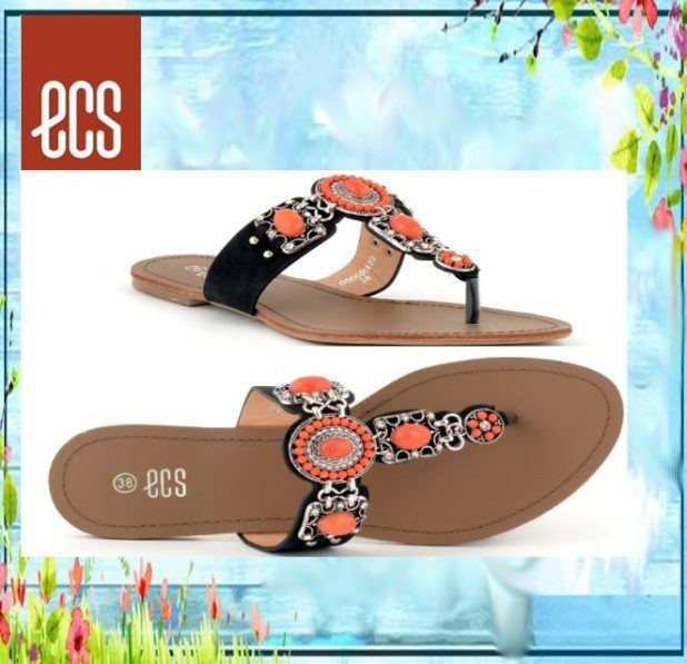 93350b2ce ECS Summer Casual Eid Shoes For Woman 2017 | shoes | Shoes, Casual ...