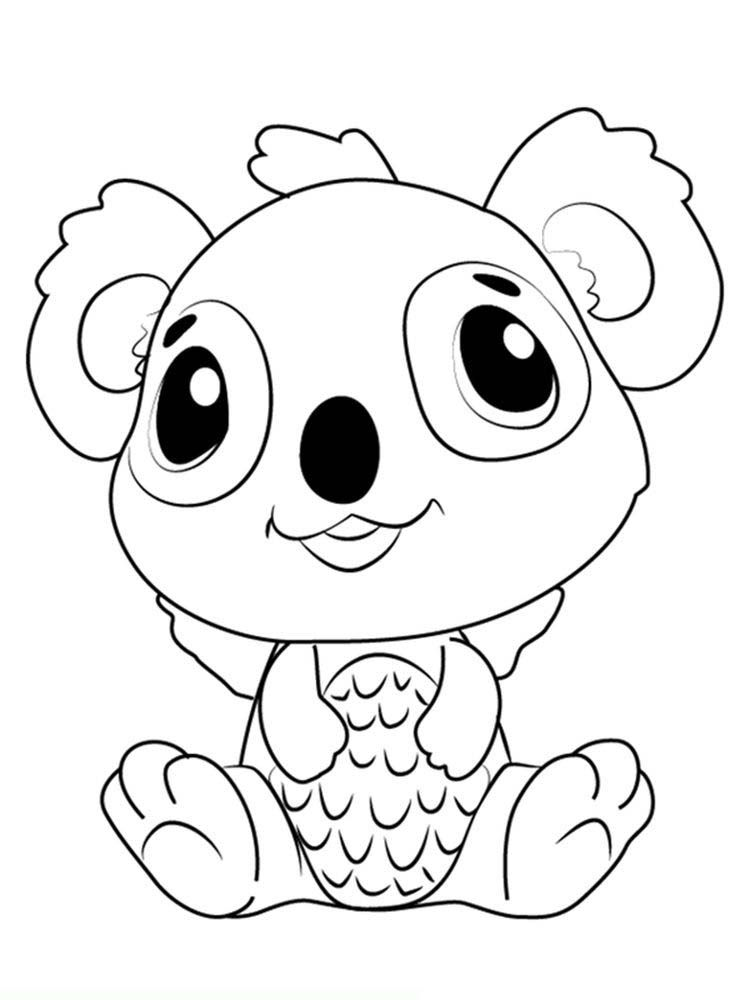 Hatchimals Coloring Page Free. Below is a collection of
