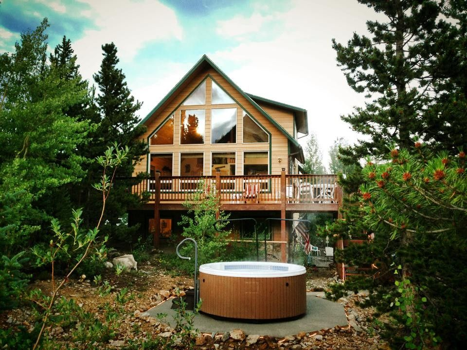 Other Breckenridge Properties Vacation Rental   VRBO 13578   3 BR  Breckenridge Cabin In CO,
