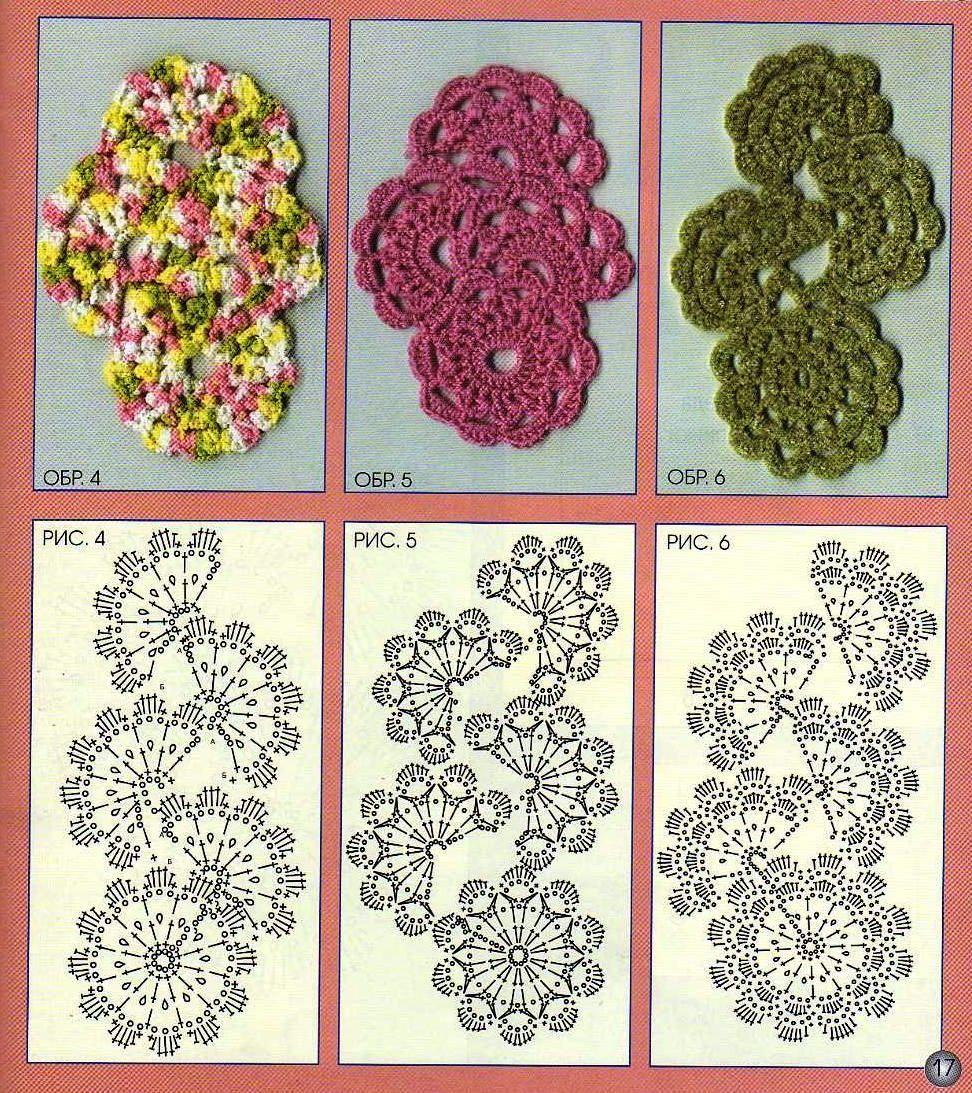 Patrones De #Bufandas Tejidas En Crochet Ajilbab | tejido ...