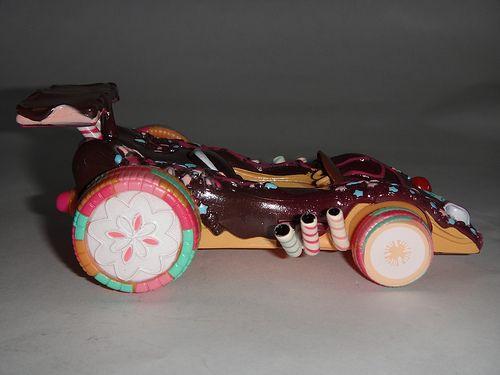 cardboard radio vanellope carjpg 500375 pixels diy pinterest cardboard car