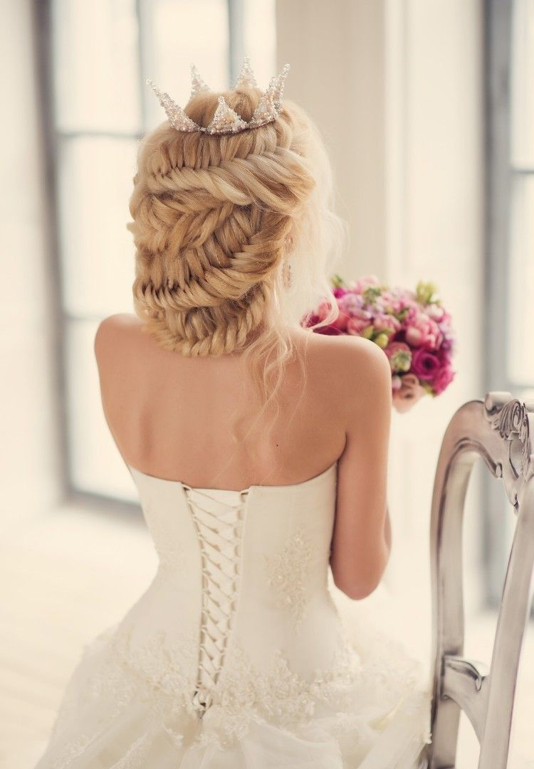 Wedding Braid Hairstyle 35 Wonderful Pictures For The Big Day