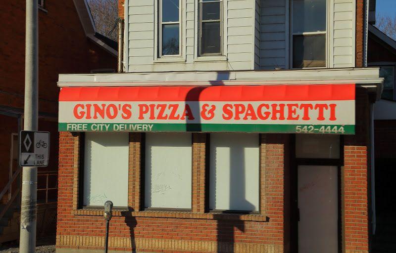 Ginos Pizza E Spaghetti Kingston Ontario 104502761433208818575