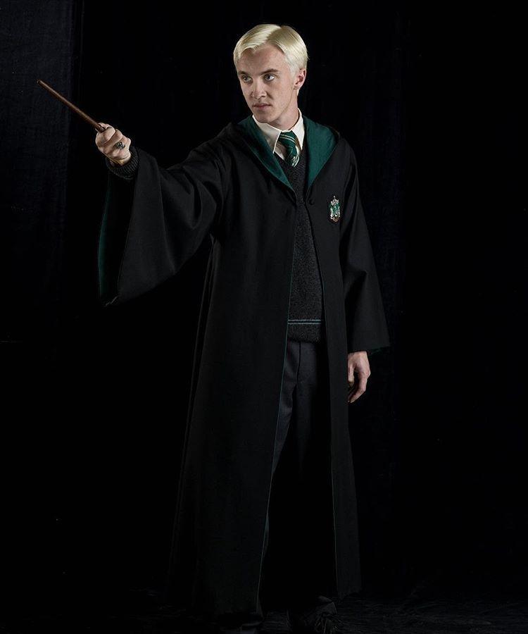 Tom Felton As Draco Malfoy Promo Pictures Do You Like Draco Draco Harry Potter Harry Potter Draco Malfoy Draco Malfoy Costume