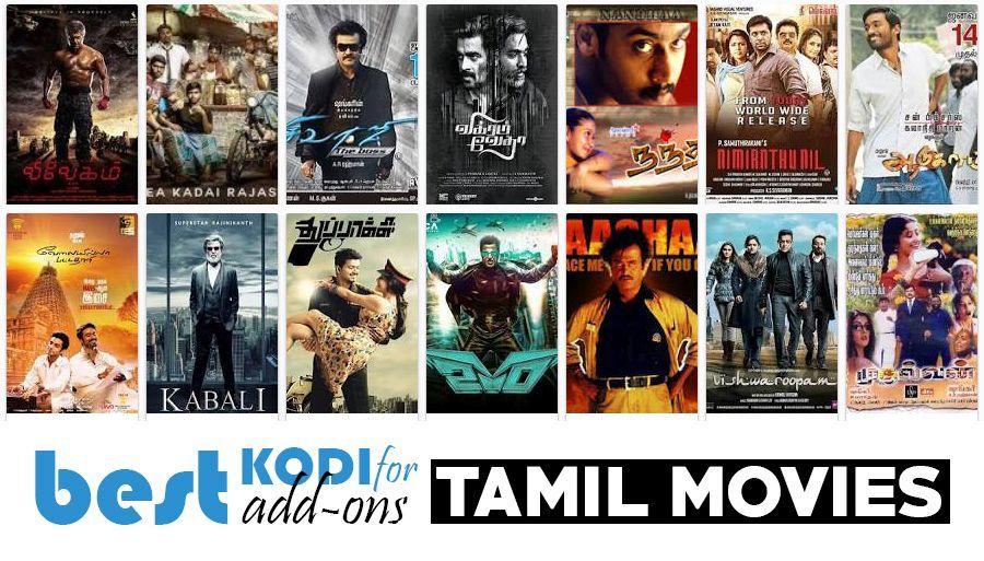 Tamil Movies, Shows on Kodi: Best Tamil Add-ons to Watch in
