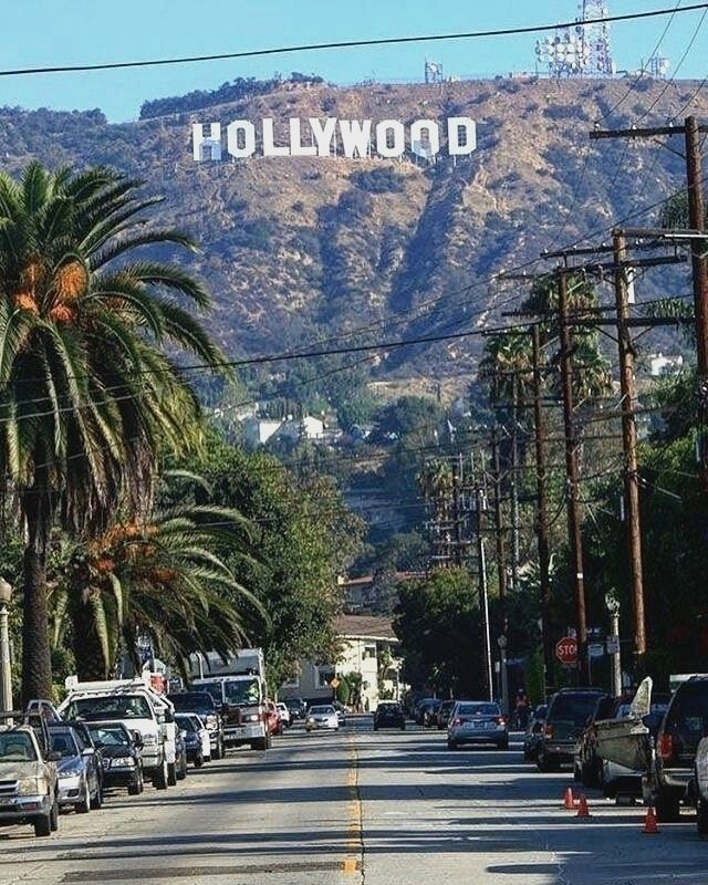 Hollywood Travelling In 2019 Hollywood California Visit