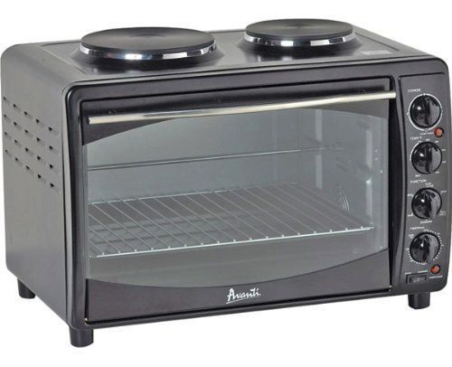 Small Electric Range With Oven ~ Combo micro oven and stove top for tiny houses what a