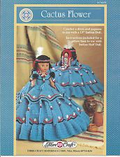 herrschners free patterns for indian dolls | CROCHET INDIAN DRESS PATTERN FOR 13 INDIAN DOLL OR PILLOW #indianbeddoll