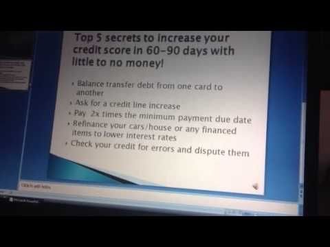 5 Secret Ways To Boost Credit Score In 30 Days - Fix Your Credit - credit check release form