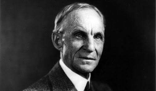 Today's #tbt celebrates Henry Ford, American inventor & father of the automobile! Read more:  https://en.wikipedia.org/wiki/Henry_Ford