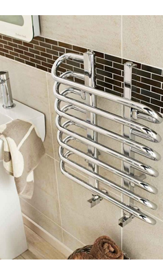 Hudson Reed Finesse Vertical Designer Heated Towel Rail ...