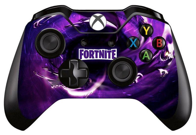 Fortnite Skin Sticker Decal Microsoft Xbox Controller in 2019