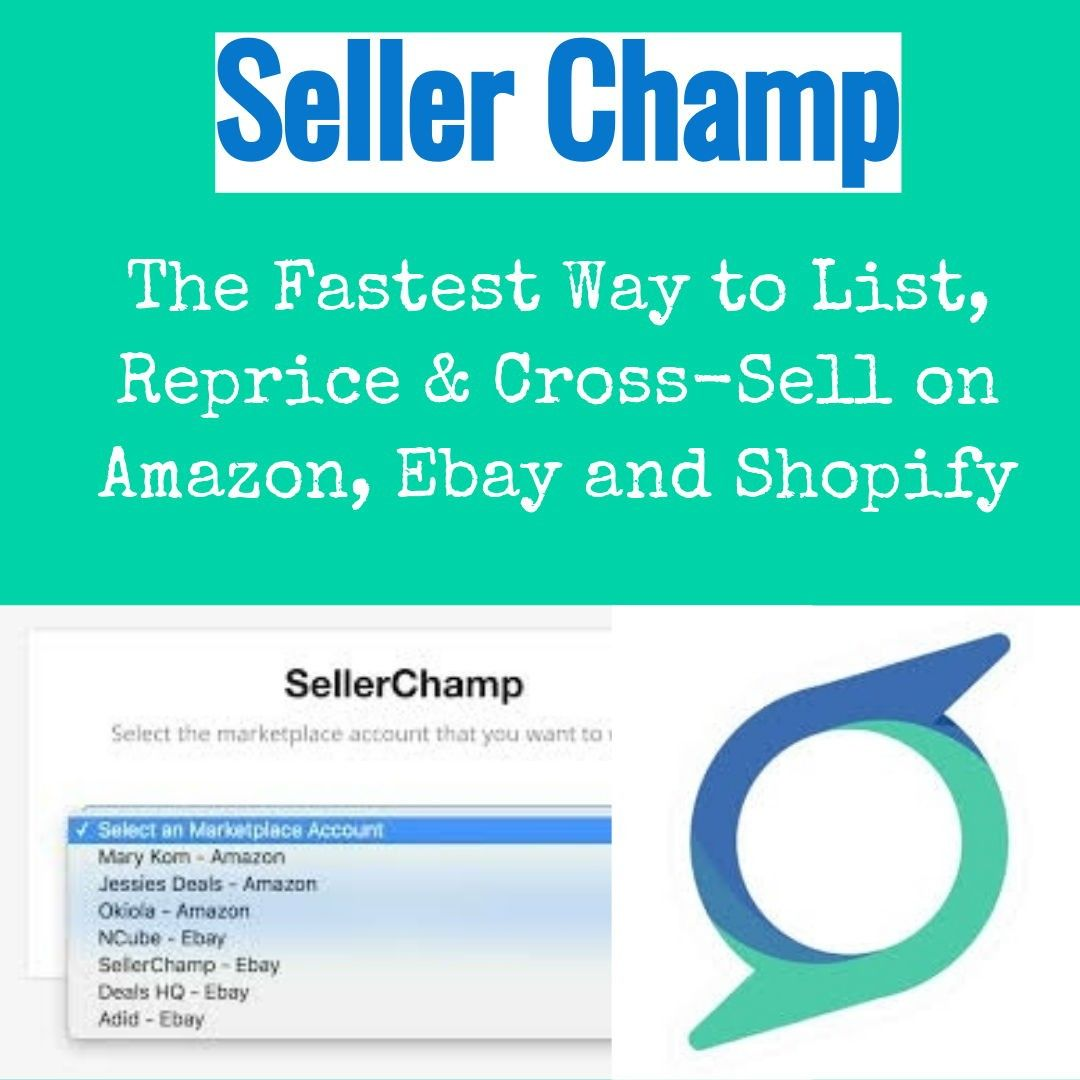 Briannamollergreene Posted To Instagram Seller Champ Is The Fastest Way To List Reprice Cross Sell On Amazon Ebay Shopify Sell On Amazon Greene Ebay